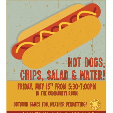 Madison Village Hot Dog Night