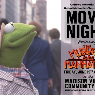 Madison Village Movie Night : The Muppets Take Manhattan